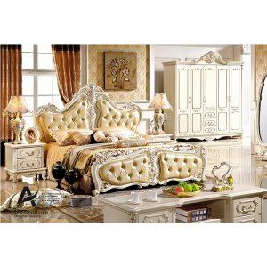 Kamar Tidur Set Mewah Luxury Jepara Terbaru