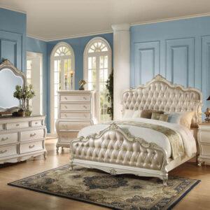 1 Set Kamar Tidur Mewah Klasik Style