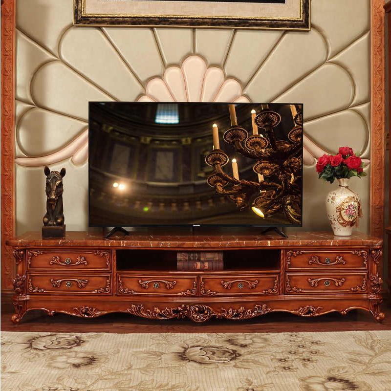 Bufet Tv Natural Jati Jepara 1