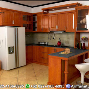 Kitchen Set Minimalis Jepara 2