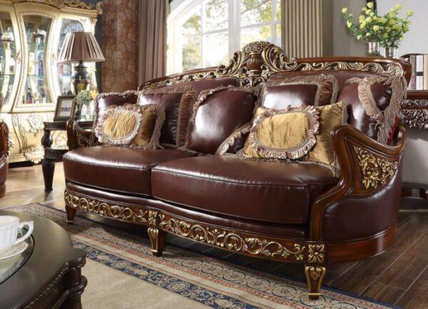 Set Kursi Sofa Tamu Classic Jepara Terbaru 3