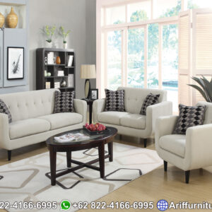 Set Sofa Tamu Minimalis Jepara 1