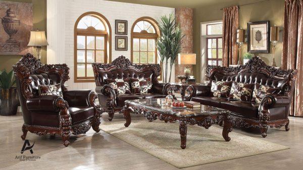 Sofa Tamu Klasik Mewah Jati 1