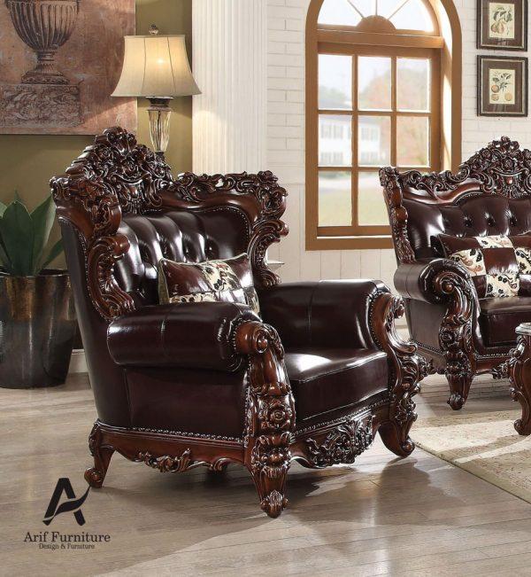 Sofa Tamu Klasik Mewah Jati 2