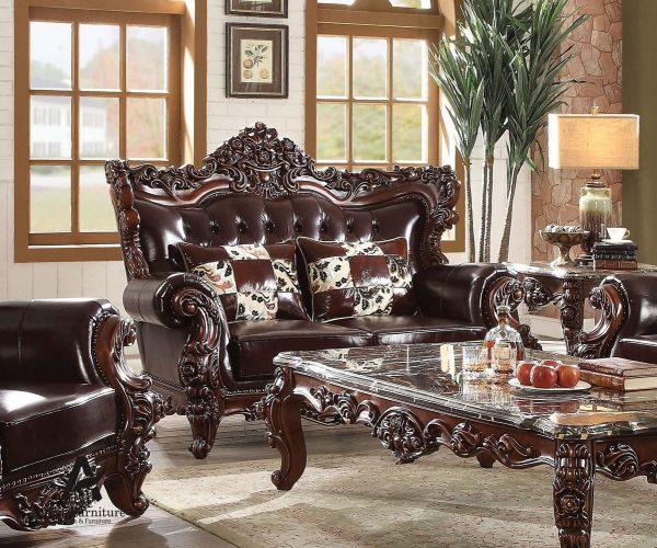 Sofa Tamu Klasik Mewah Jati 3