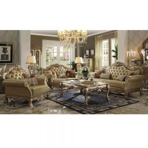 Sofa Tamu Mewah Terbaru Jepara
