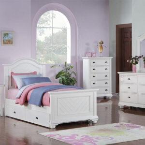Tempat Tidur Anak Minimalis Modern 1