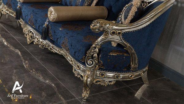 1 Set Sofa Tamu Mewah Ukir Klasik 4
