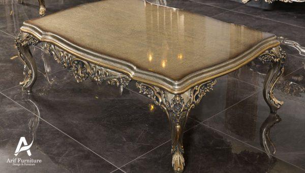 1 Set Sofa Tamu Mewah Ukir Klasik 7