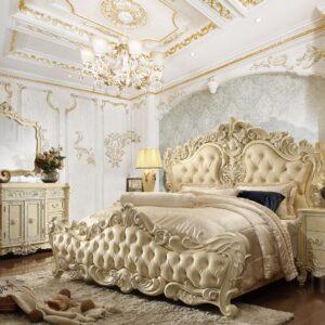 New Tempat Tidur Ukiran Mewah Jepara