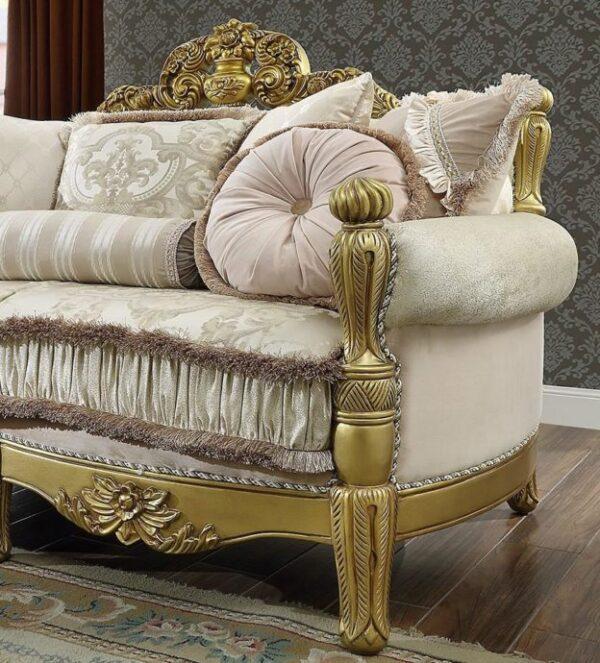 Luxurious Sofa Tamu Mewah Jepara Gold 4