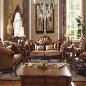 Set Ruang Tamu Sofa Tamu Mewah Classic 4 1