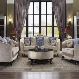 Set Sofa Tamu Jepara Mewah Terbaru