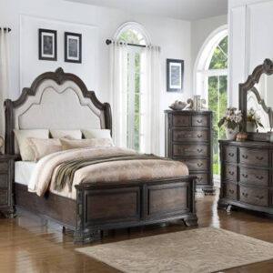 Set Tempat Tidur Mewah Klasik