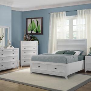 Set Tempat Tidur Minimalis Jepara 1