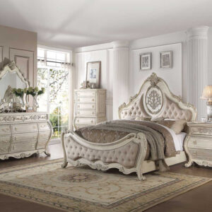 Set Tempat Tidur Ukiran Mewah Luxury 1