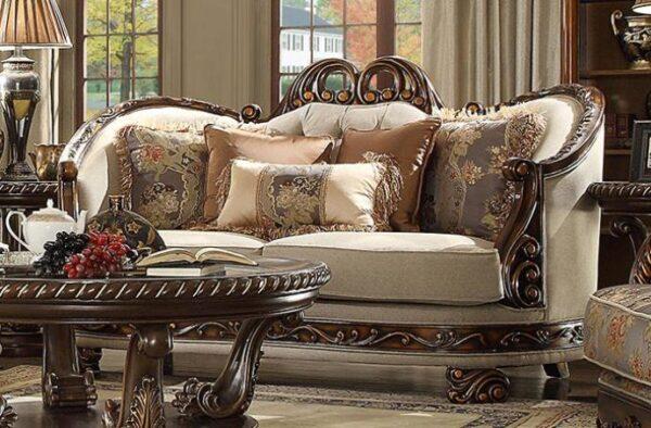 Sofa Tamu Jepara Mewah New Ukiran Klasik 1
