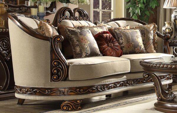Sofa Tamu Jepara Mewah New Ukiran Klasik 2