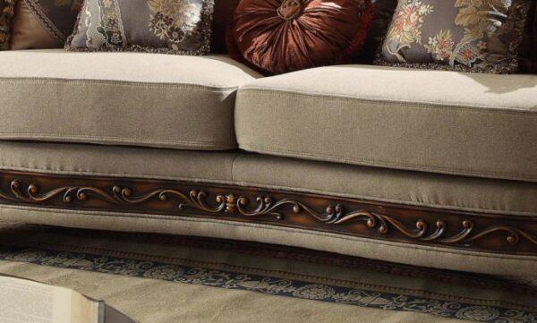 Sofa Tamu Jepara Mewah New Ukiran Klasik 4