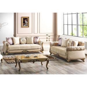 Sofa Tamu Minimalis Klasik Jepara