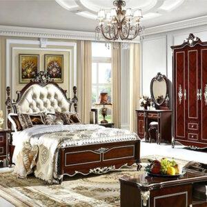 Tempat Tidur Mewah Royal Luxury