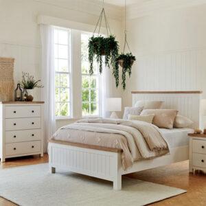Tempat Tidur Minimalis Mewah Jepara 1