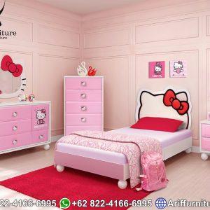 Set Kamar Anak Hello Kitty Terbaru