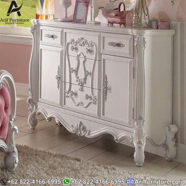 Set Kamar Tidur Anak Mewah Victorian 4
