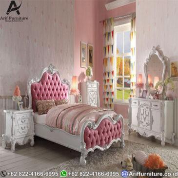 Set Kamar Tidur Anak Mewah Victorian