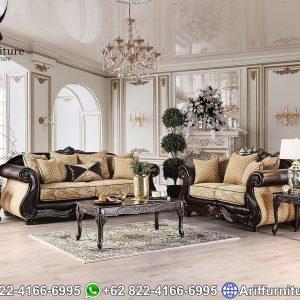 Sofa-Tamu-Jepara-Mewah-Classic-Terbaru