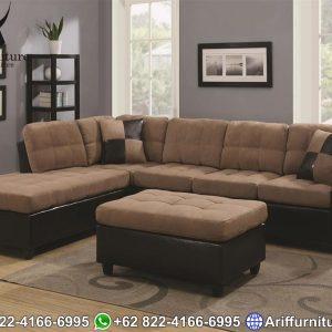 Sofa-Tamu-Minimalis-Mewah-Brown-Chester