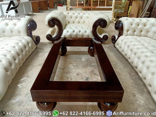 Sofa Tamu Mewah Klasik Jepara 2