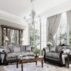 Kursi Sofa Tamu Klasik Antik Jepara
