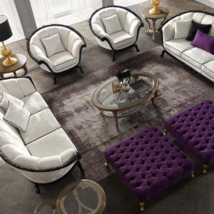 Kursi Tamu Classic Sofa Tamu Jepara Terbaru