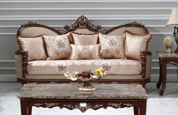 Set Sofa Tamu Jepara New Sofa Tamu Klasik 1