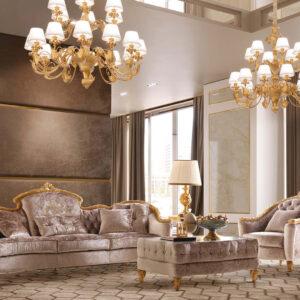 Sofa Mewah Kursi Tamu Mewah Jepara
