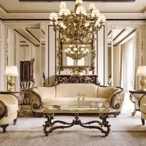 Sofa Ruang Tamu Mewah Sofa Tamu Klasik