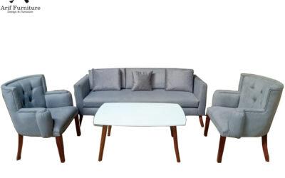 Referensi Sofa Ruang Tamu Minimalis