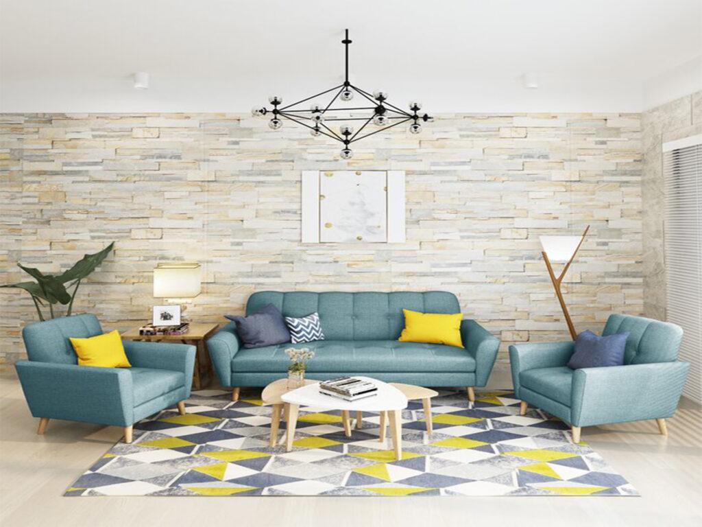 Set Kursi Tamu Sofa Modern Jepara
