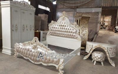 Tempat Tidur  Mewah dan Minimalis Asli Mebel Jepara di Arif Furniture