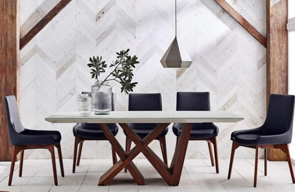 Kursi makan minimalis modern terbaru