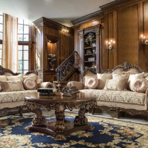 kursi tamu mewah modern & sofa mewah