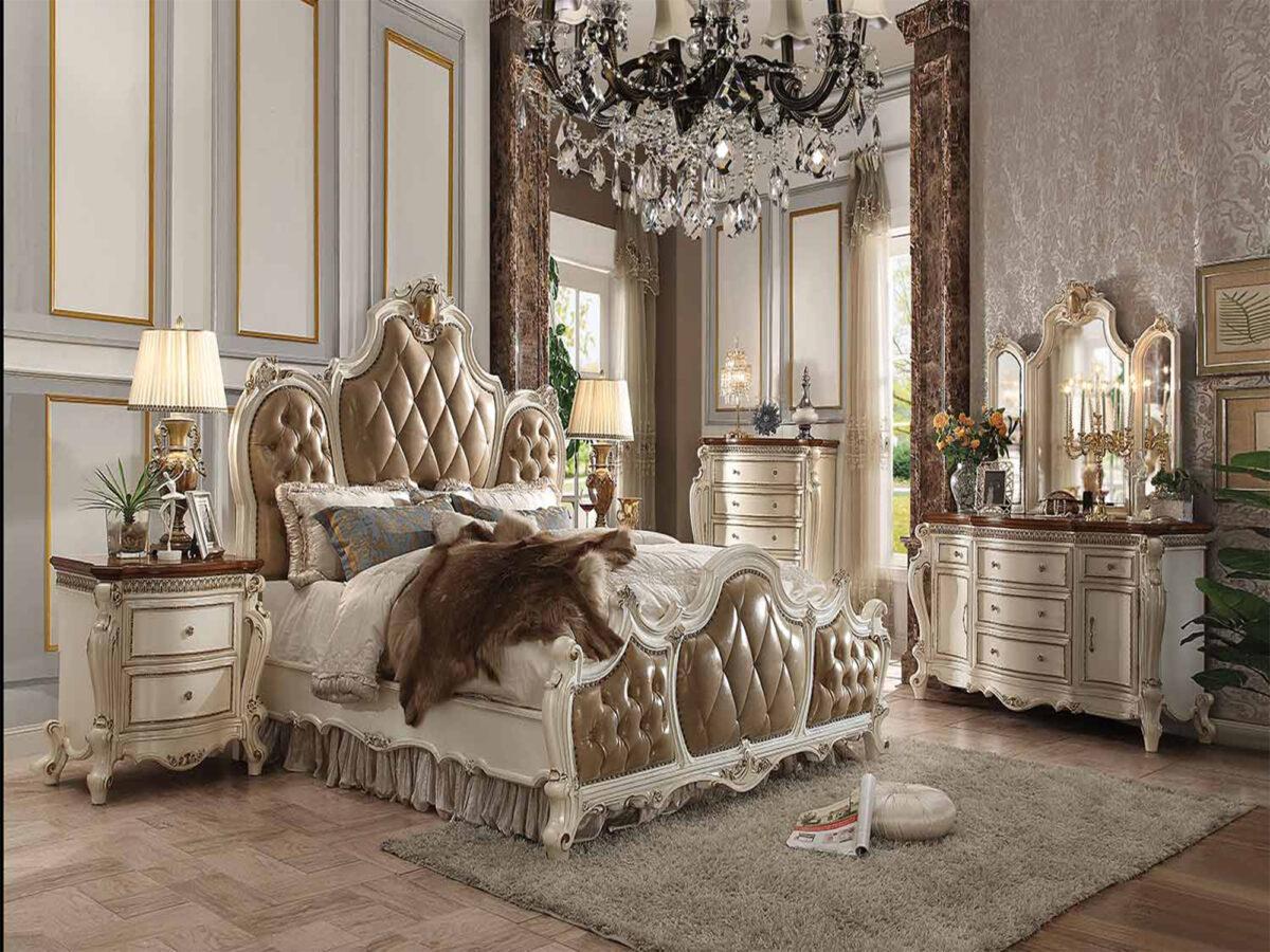 model tempat tidur mewah terkini 2021