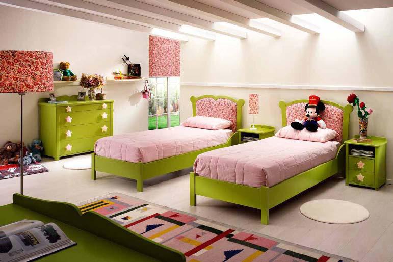ranjang tempat tidur anak