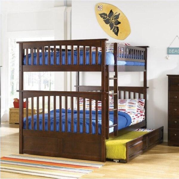 ranjang tidur anak minimalis sorong