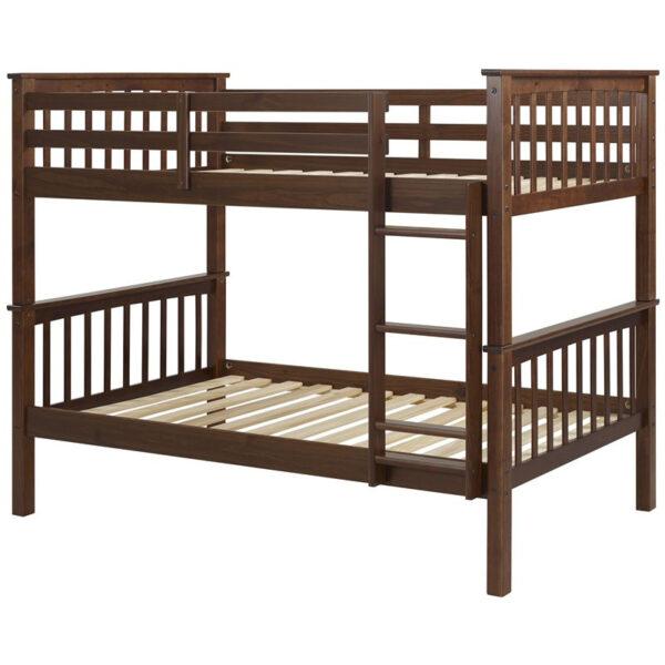 ranjang tidur minimalis kayu jati 1