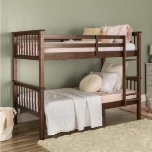 ranjang tidur minimalis kayu jati