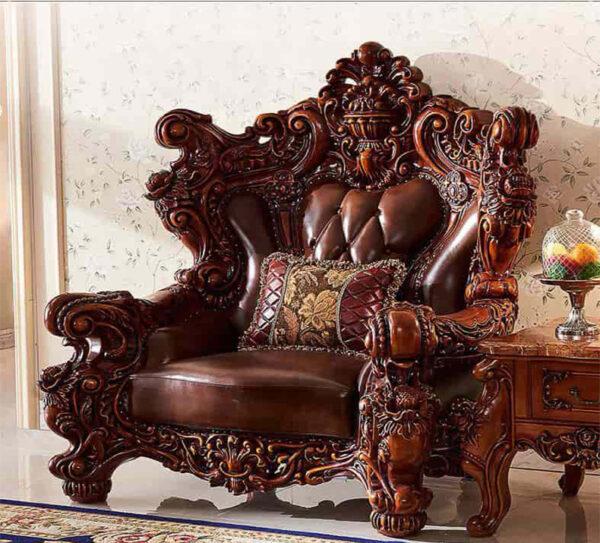 sofa kursi ruang tamu mewah modern murah