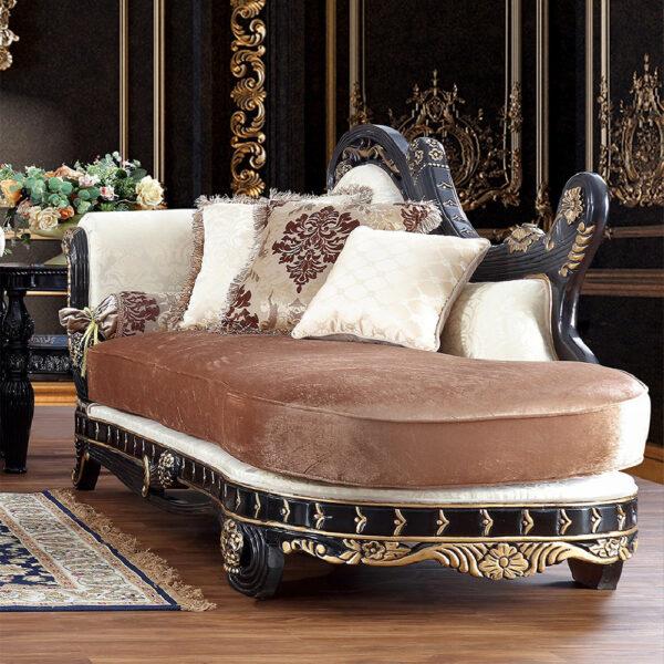 sofa ruang tamu mewah modern antik