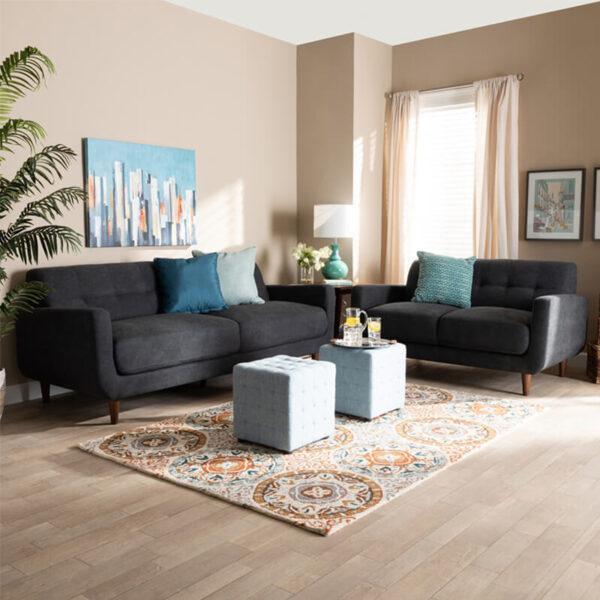 sofa tamu minimalis modern jepara